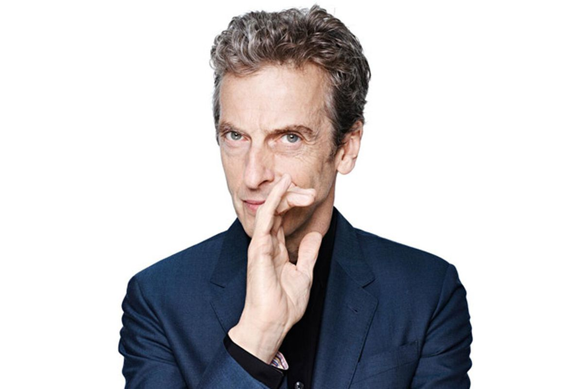 peter capaldi is quitting doctor who the verge