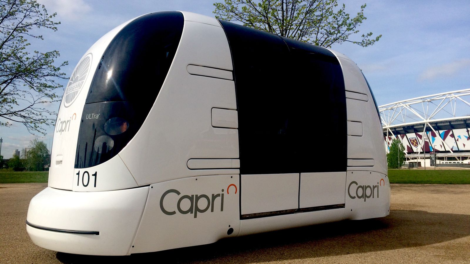 Cars For Sale Los Angeles >> New automated vehicle trial in UK aims to develop smart shuttles - Curbed