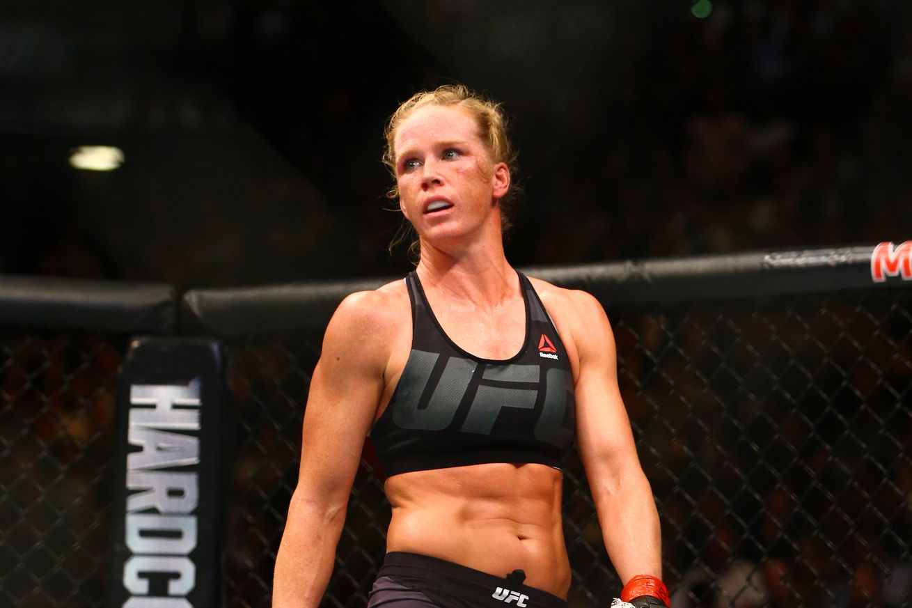 UFC 208: Holly Holm, Fighter To Watch tonight in Brooklyn