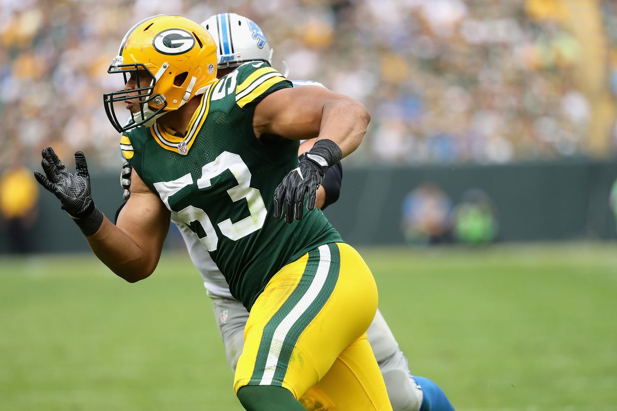 Green Bay Packers sign Nick Perry to five-year deal