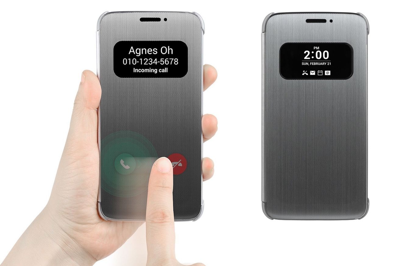 LG announces case for phone that doesn't yet exist