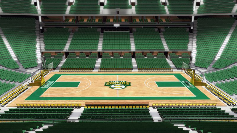 Analyzing The Return Of The Seattle Supersonics From An Aesthetic Standpoint Sonics Rising