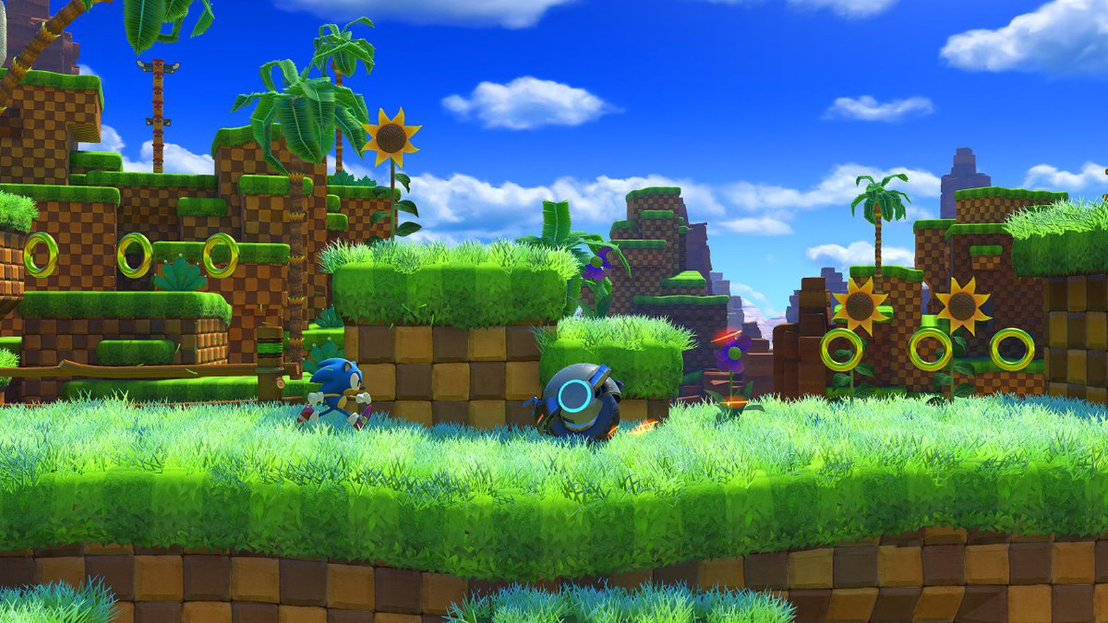 Sonic fans are getting a little tired of Green Hill Zone
