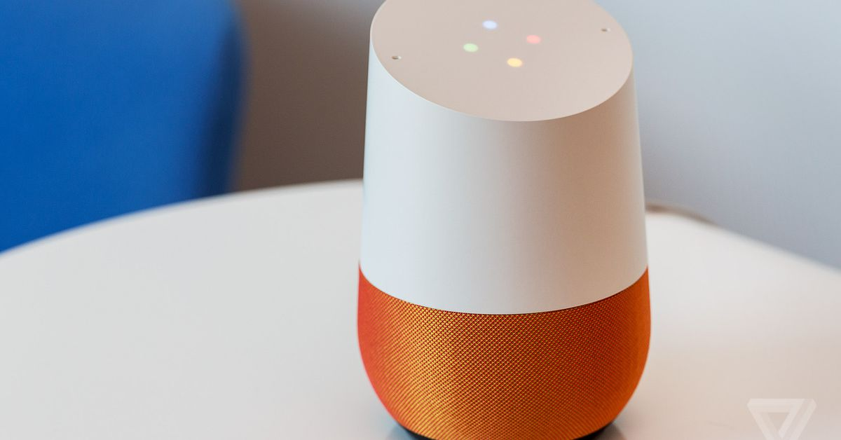 how to get google home to send messages