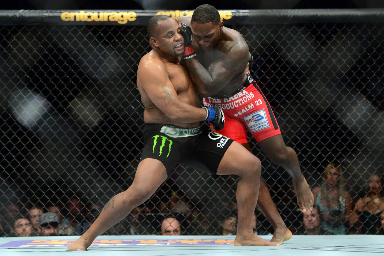 Midnight Mania! Cormier vs Johnson 2 set for UFC 210