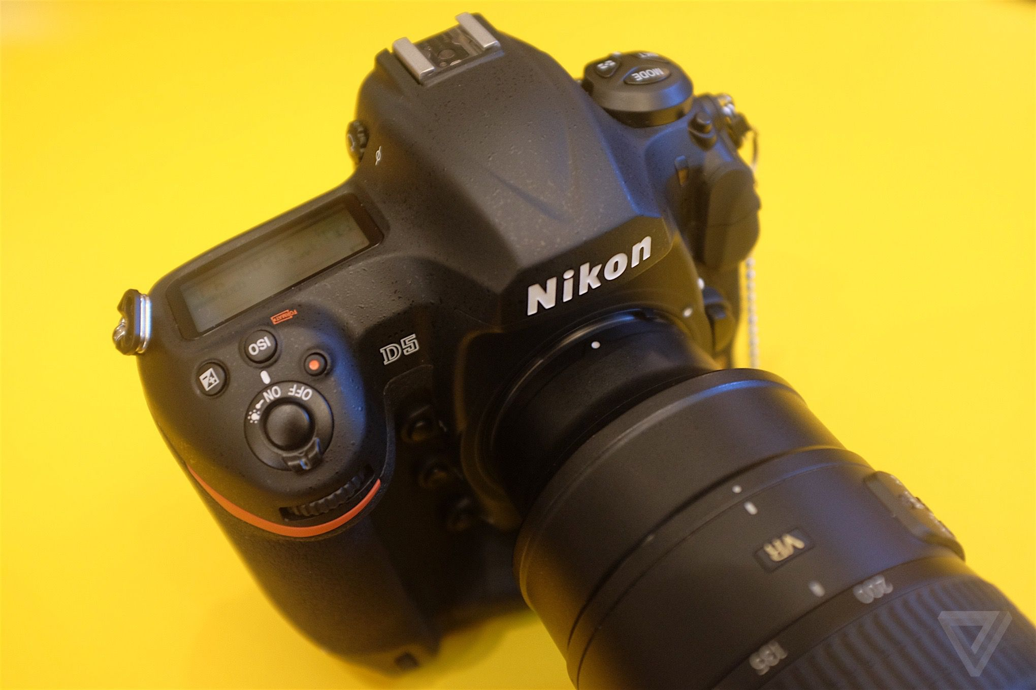 Camera The Newest Nikon Dslr Camera nikons new dslrs something old the verge nikon d5 and d500 photos