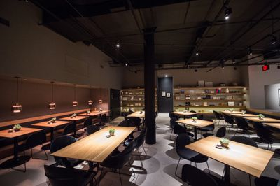 Cosme Dining Room