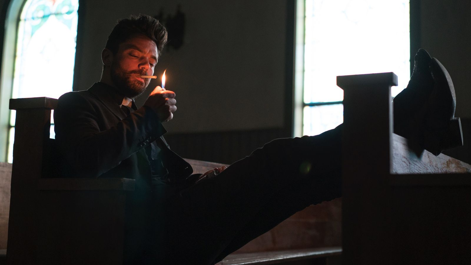 AMC's Preacher starts off too safe and too slow | The Verge