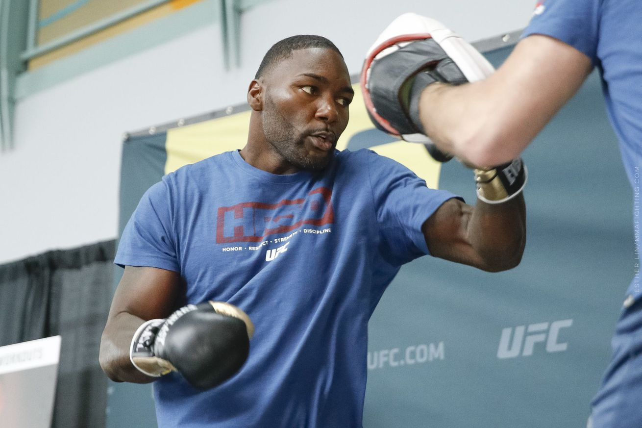 community news, Anthony 'Rumble' Johnson on how he fares in rematches: 'Ask Kevin Burns'