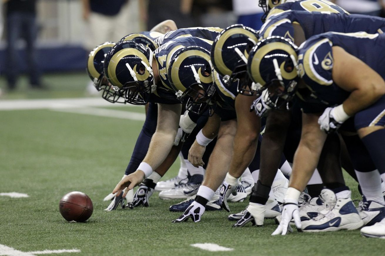 The 1978 Los Angeles Rams The Best Offensive Line In Nfl