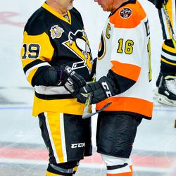 Legendary rivalry