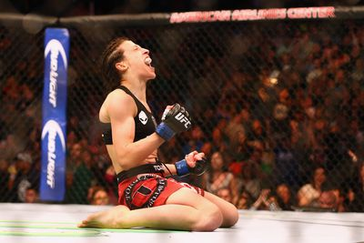 UFC Fight Night 69 results recap: What's next fight for Joanna Jedrzejczyk?