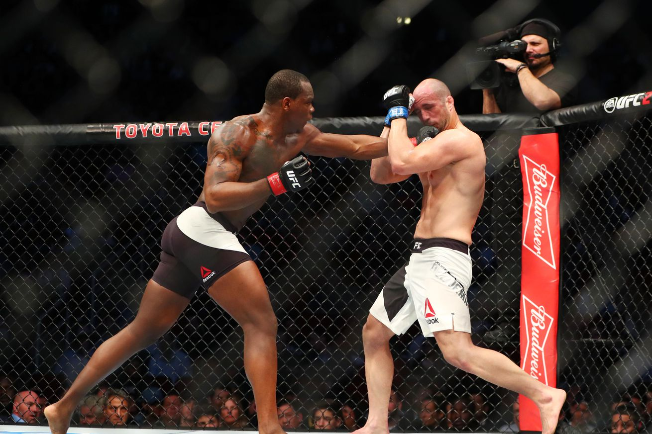 UFC Fight Night 108 fight card: Ovince Saint Preux vs Marcos Rogerio de Lima preview