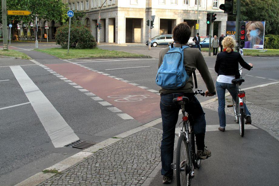Street of Berlin