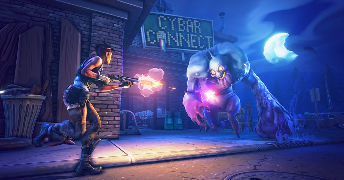 Fortnite briefly features PS4 and Xbox One cross-platform play (update)