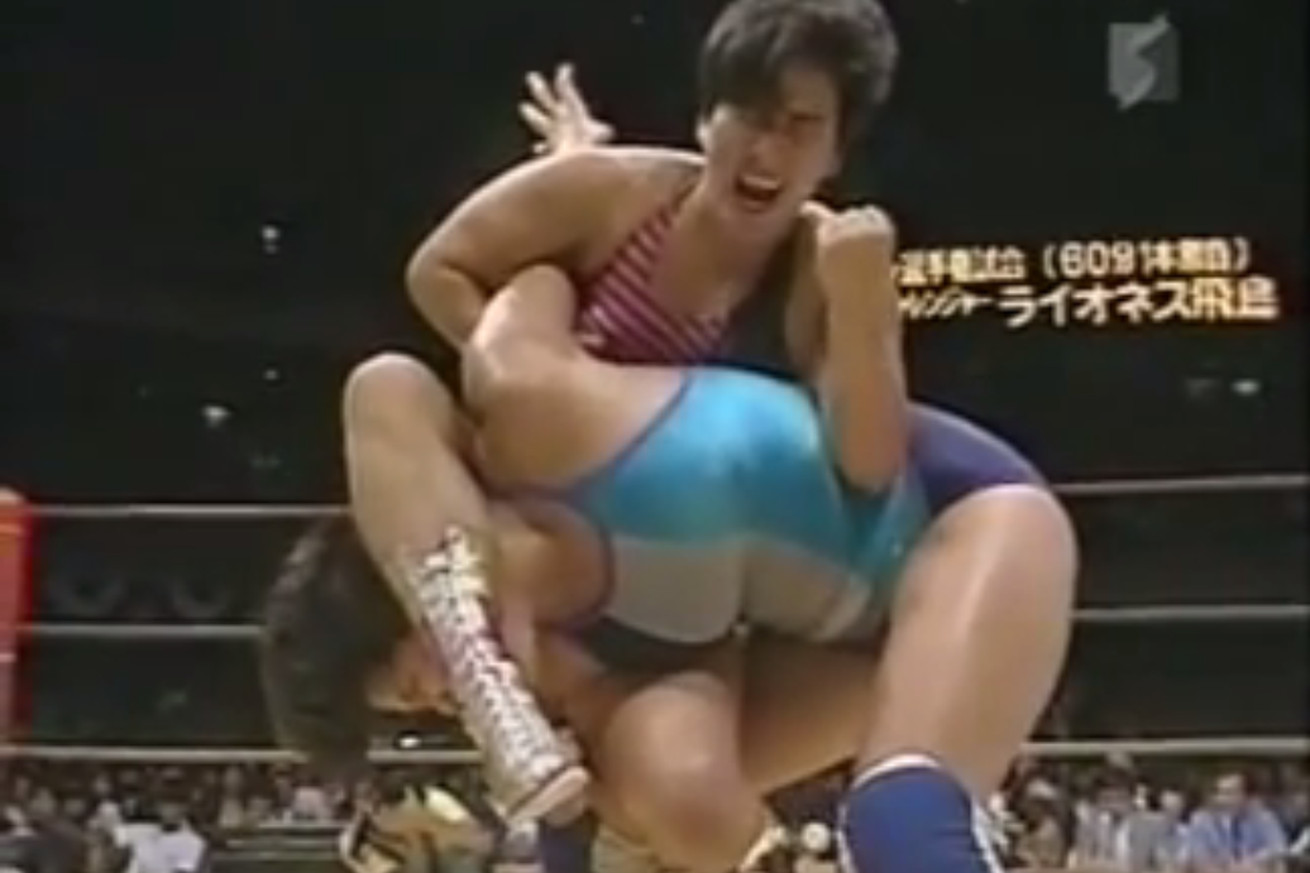 Japanese Sex Wrestling 94