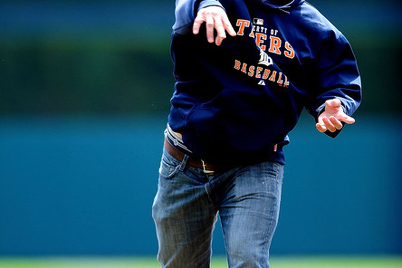 Nike jerseys for wholesale - Matthew Stafford Throws Out First Pitch At Tigers Game - Pride Of ...