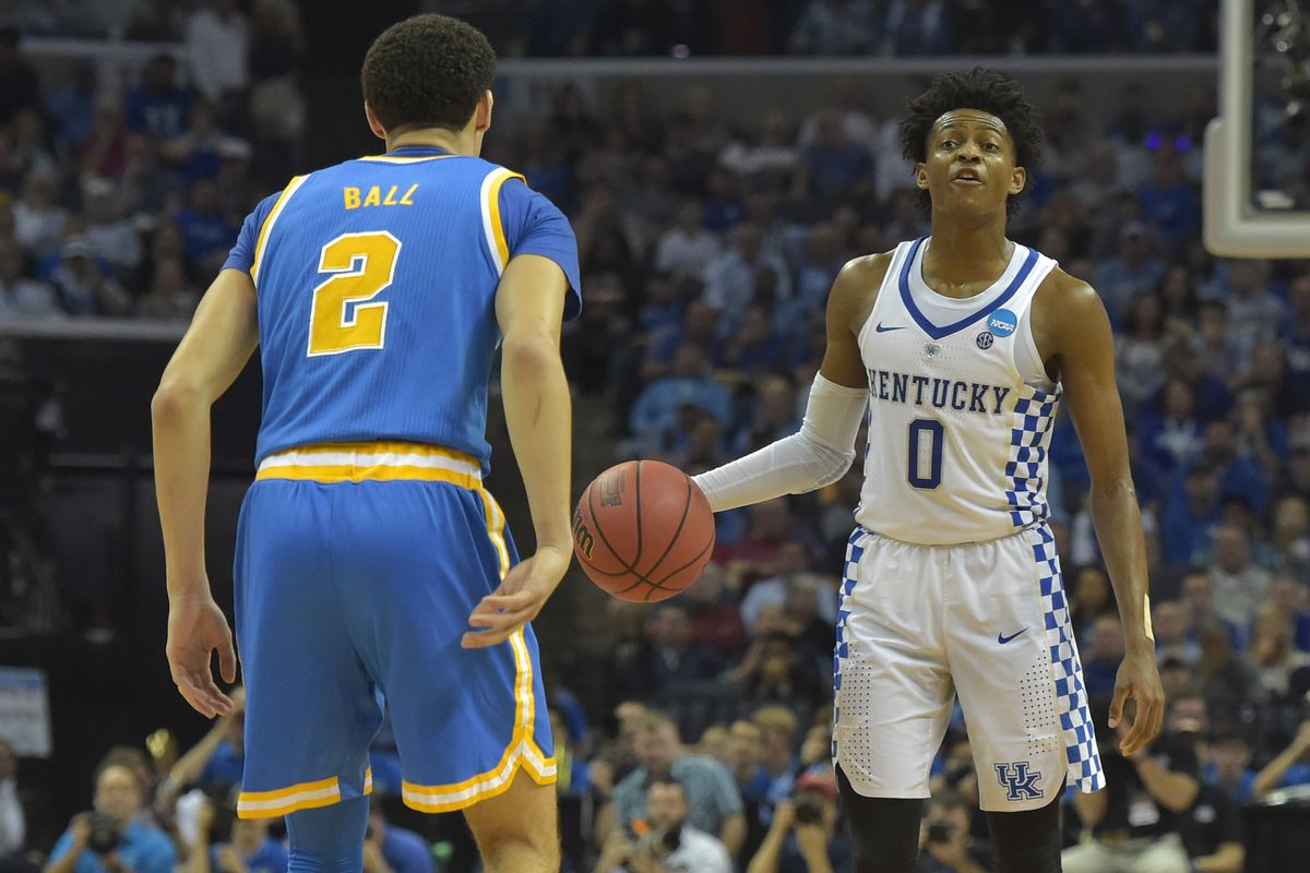 New York Met With 2017 NBA Draft Prospect De'Aaron Fox