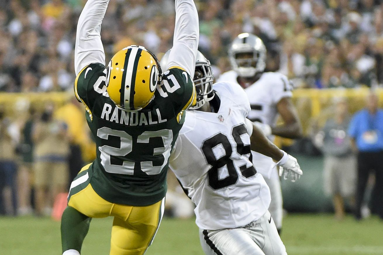 NFL Jerseys Cheap - Cheese Curds, 8/19: Packers' secondary keeps impressing, running ...