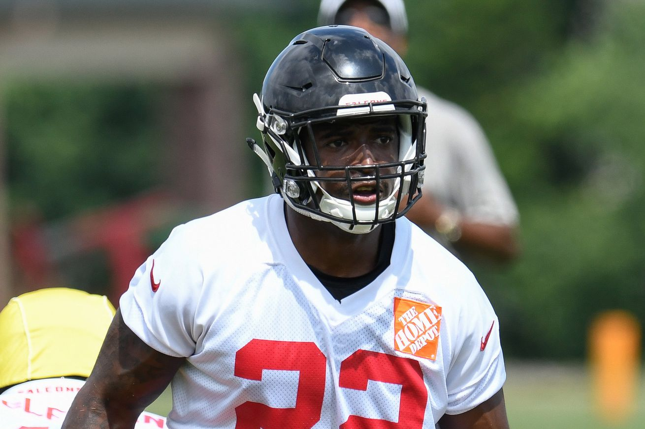 Nike NFL Jerseys - Falcons rookie safety Keanu Neal out 3-4 weeks - The Falcoholic