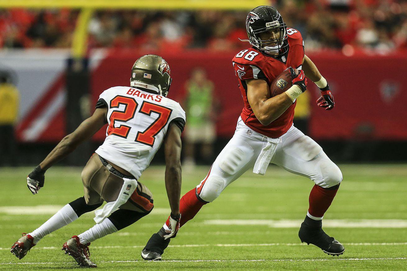 Jerseys NFL Sale - Daily Bucs Links: Austin Seferian-Jenkins and Tony Gonzalez - Bucs ...