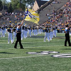 Another shot of the Toledo Band.<br>