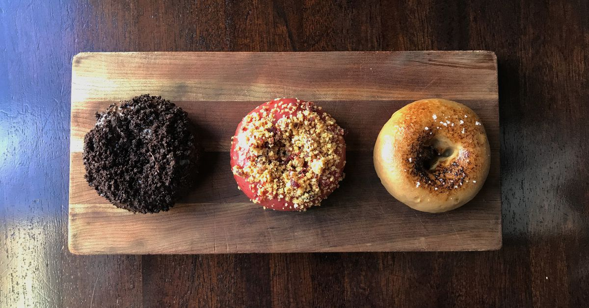 ny.eater.com - Federal Donuts Will Be in NYC All Month at NoMad Bar