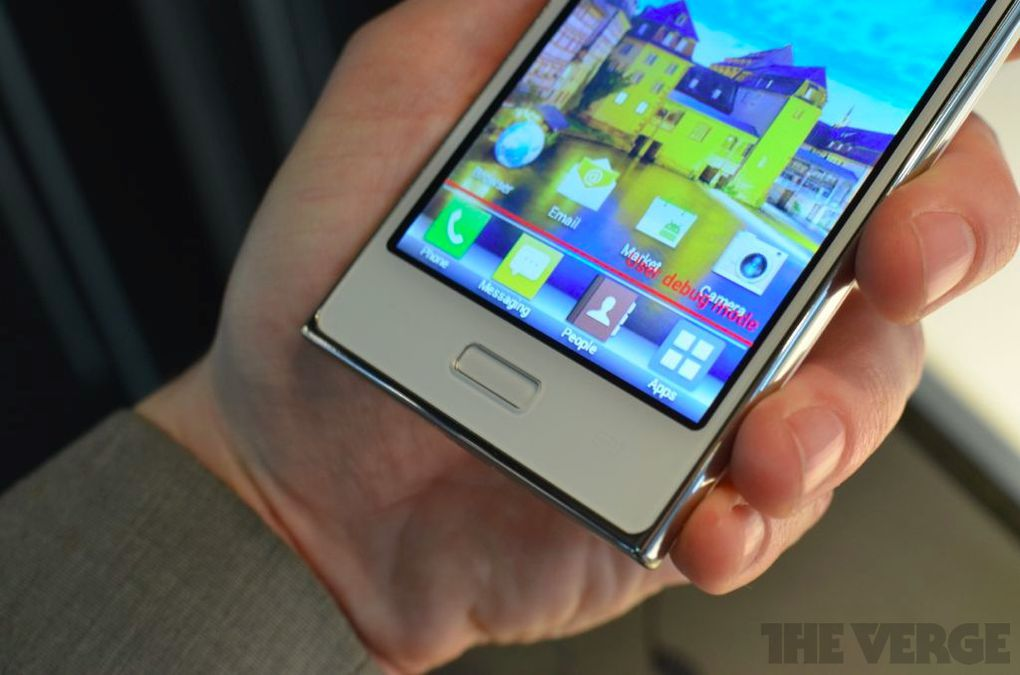 LG Optimus L7, L5, and L3 hands-on photos and video