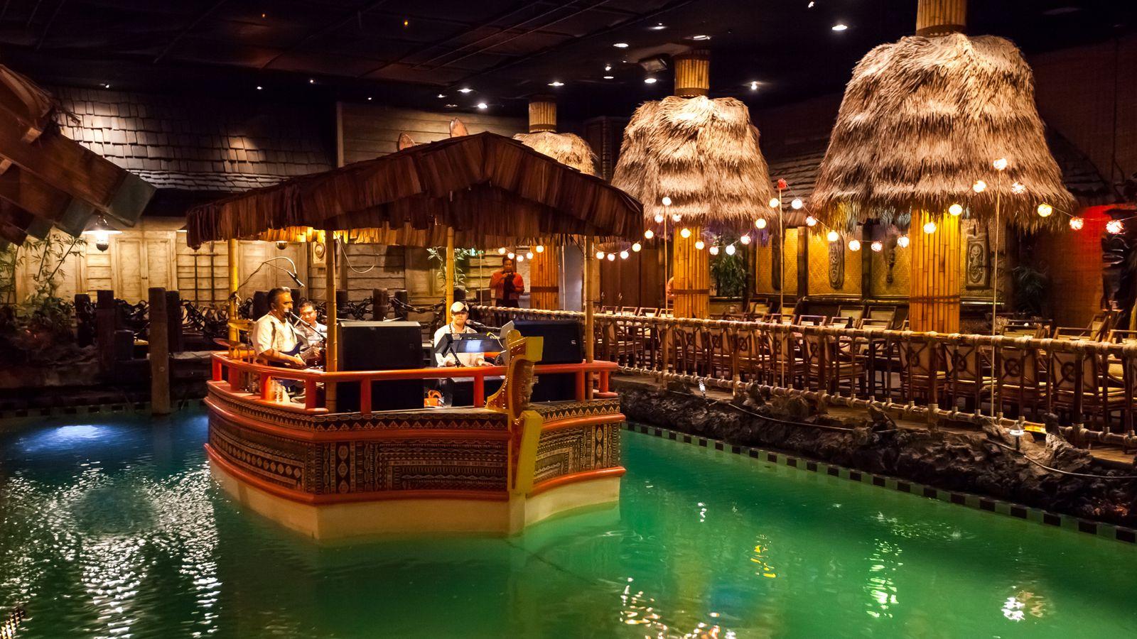 The Tonga Room Thursday 10 P M Eater Sf
