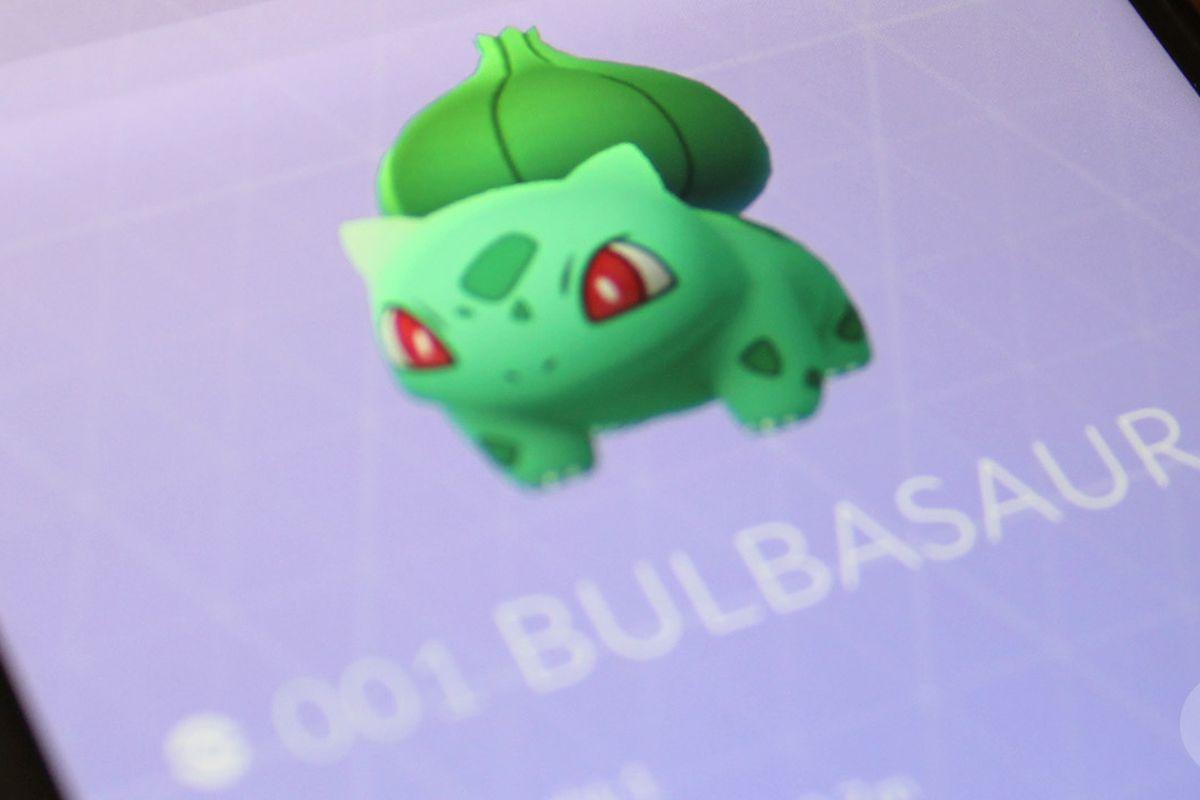 Pokemon Go Dev Shows Off Early Prototypes at GDC