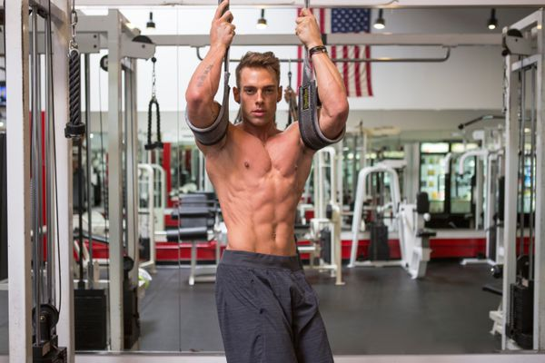 [8/17, 11am] LA's Hottest Trainer 2015 Contestant #11: Ryan VanDyke, Ultra Body Fitness