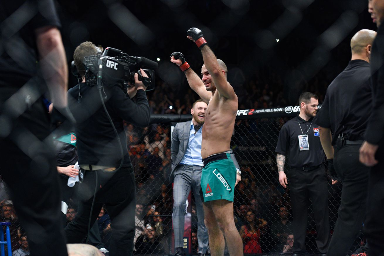 community news, UFC Fight Night 108: Cub Swanson says Artem Lobov is only in UFC because of Conor McGregor