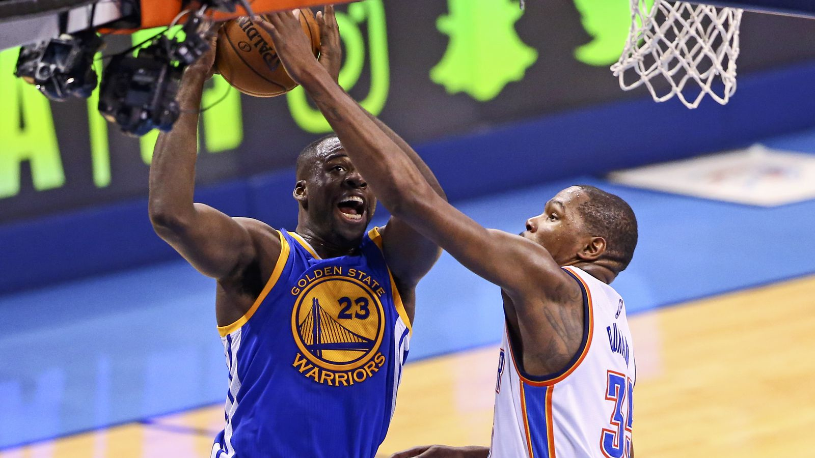 Warriors Vs Thunder 2016 Live Stream Time Tv Schedule
