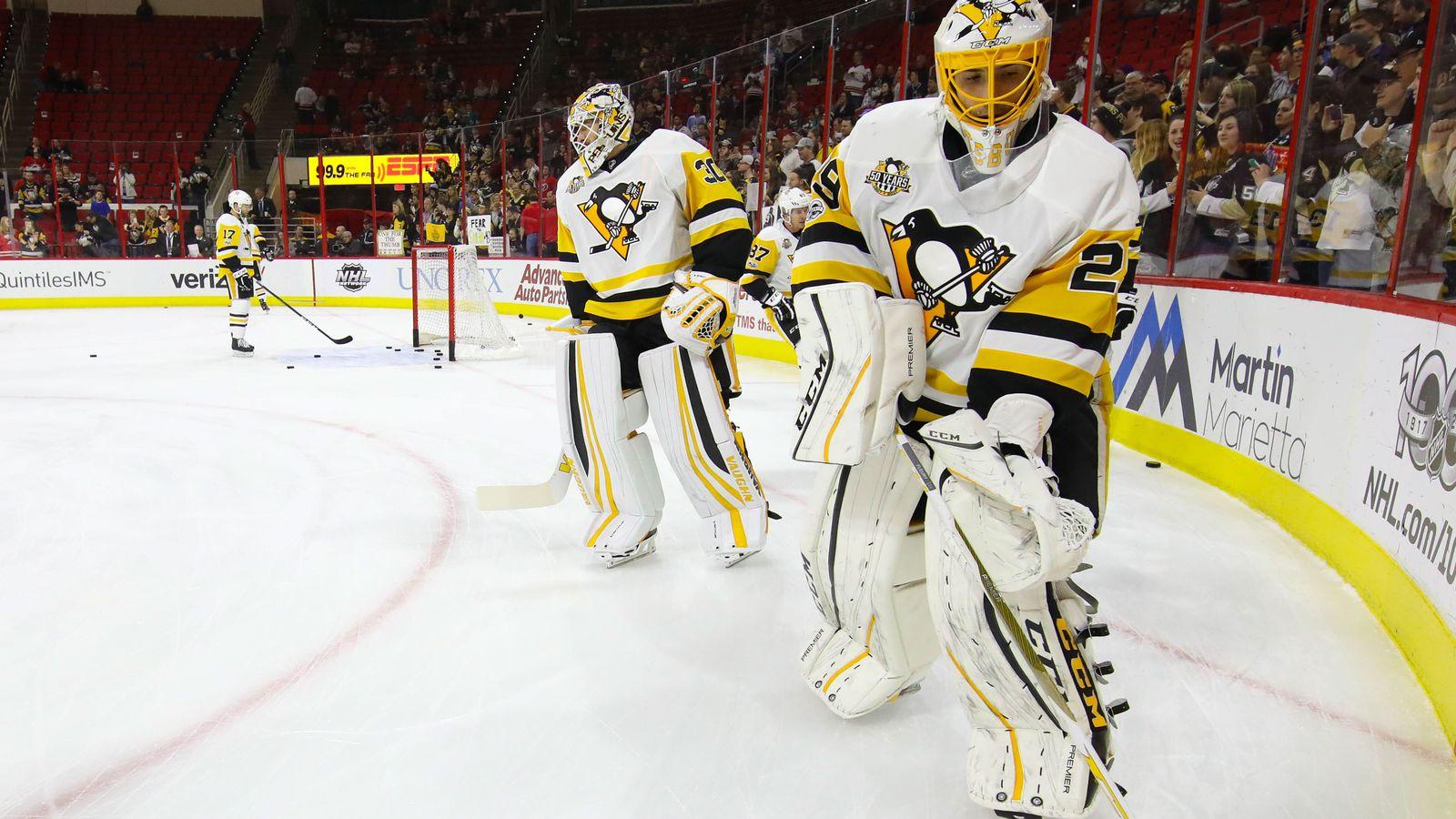 Penguins trade deadline deals