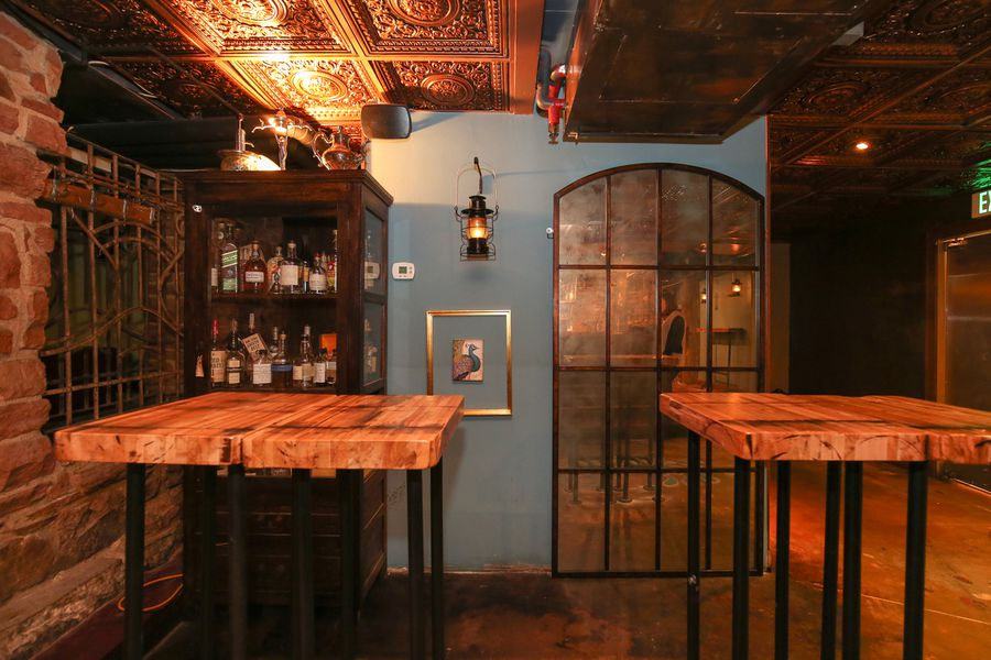 Bar 1 Is Born Inside Larimer Square S Green Russell