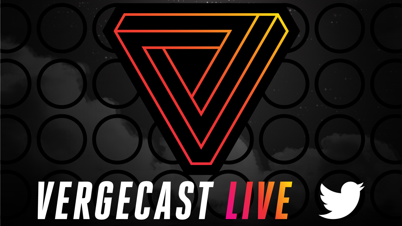 Watch The Vergecast Live at CES 2017 on Twitter starting Wednesday!