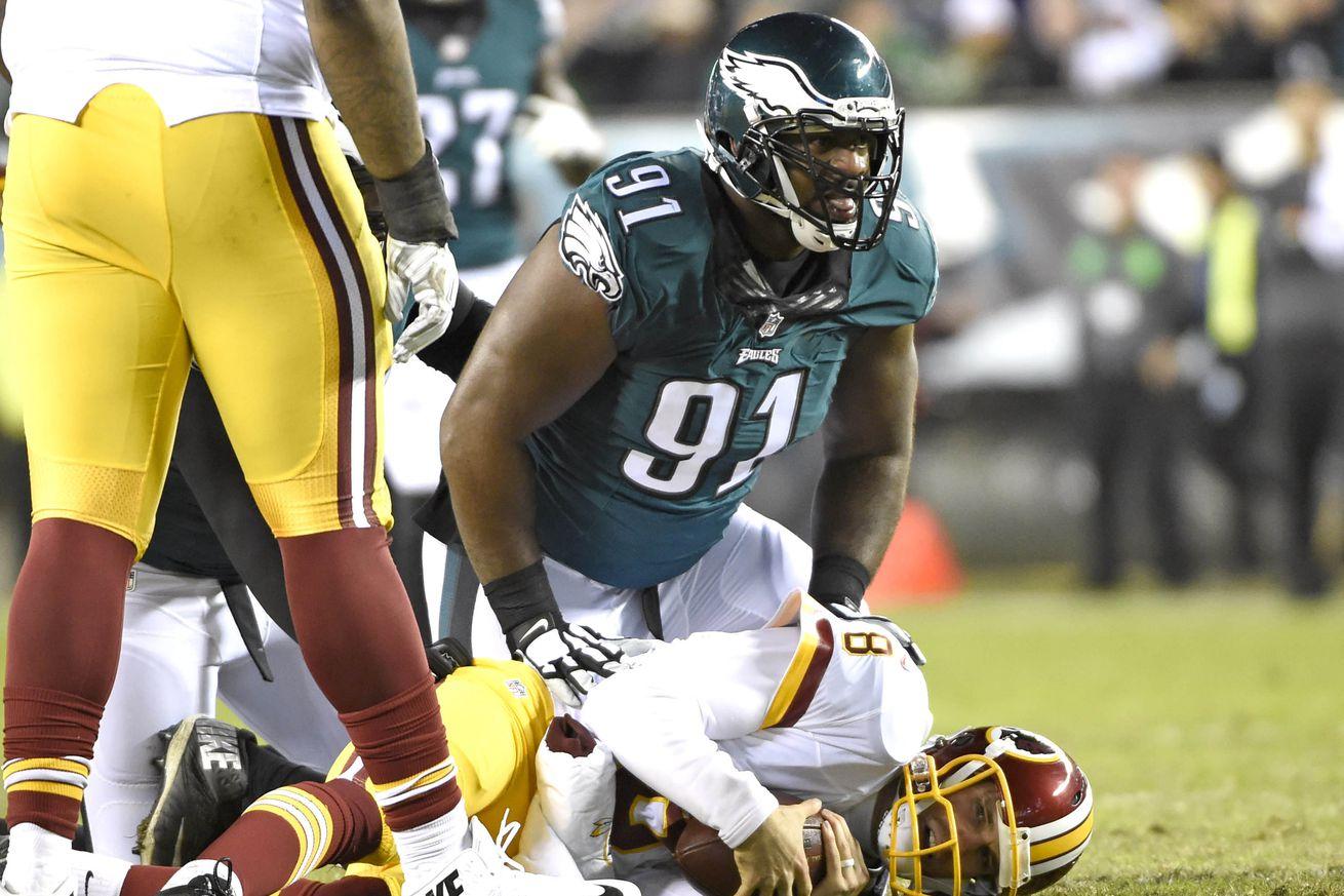 Cheap NFL Jerseys Wholesale - Eagles News: Fletcher Cox doesn't want to leave Philadelphia ...