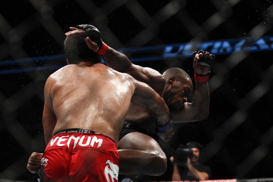 UFC 140 Results ...Ufc 140