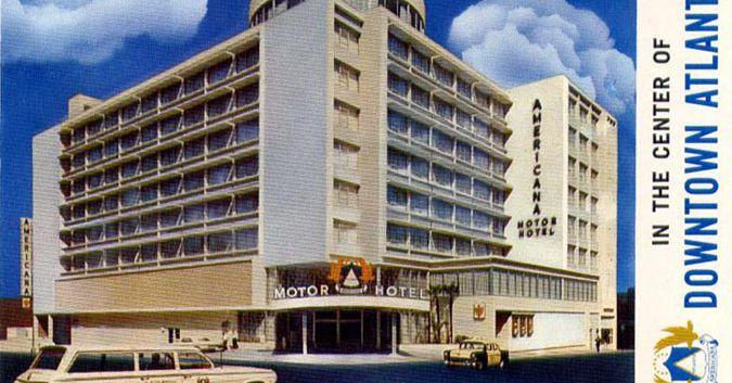 Downtown Atlanta Hotel To Be Rebranded To Historic Name
