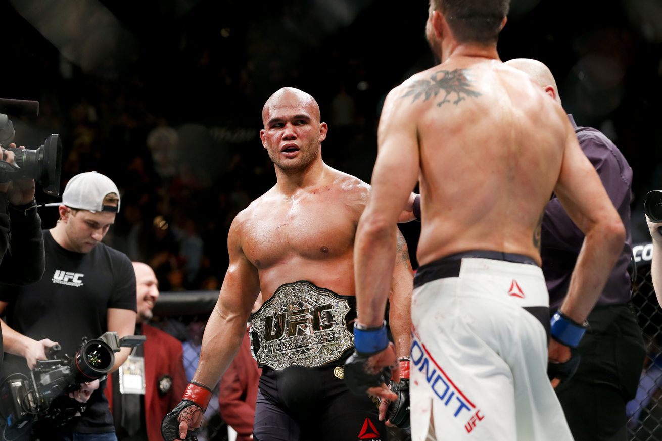 Dana White: Robbie Lawler vs. Tyron Woodley 'more than likely' for UFC 201 or UFC 202