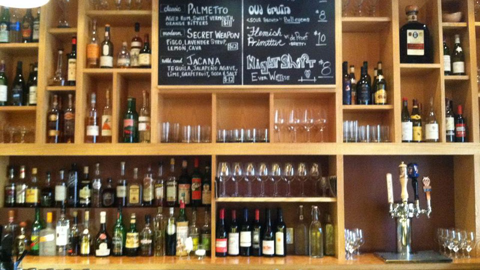 Spoke Wine Bar Will Close At The End Of The Year Eater