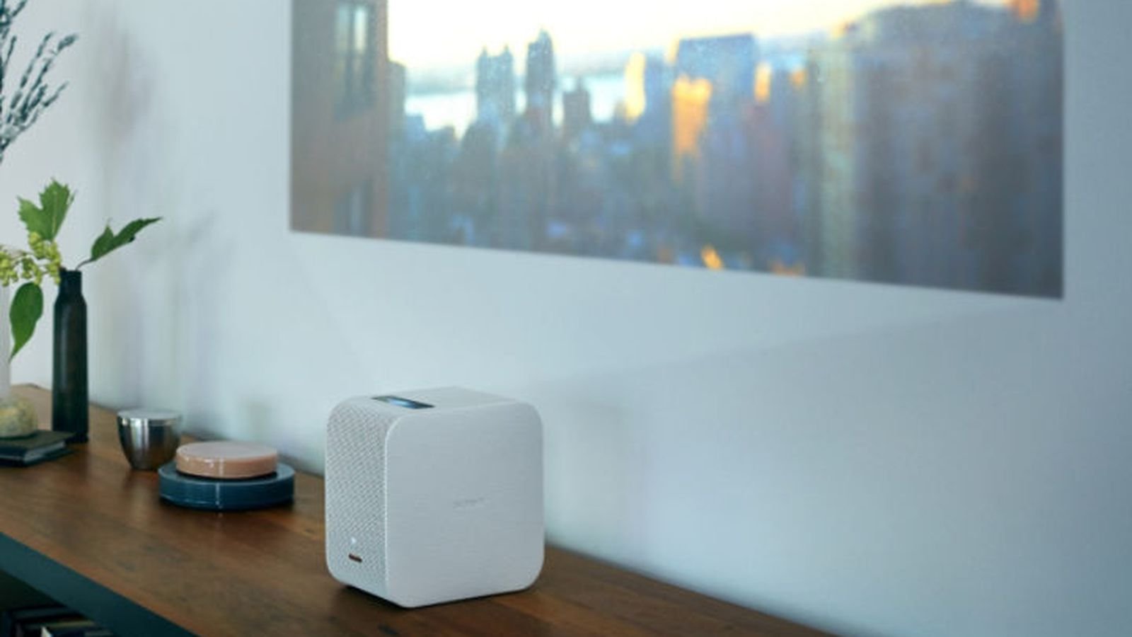 Sonys Portable Ultra Short Throw Projector Will Turn Any