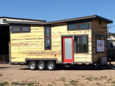 200 tiny house rentals planned for Colorado mountain town