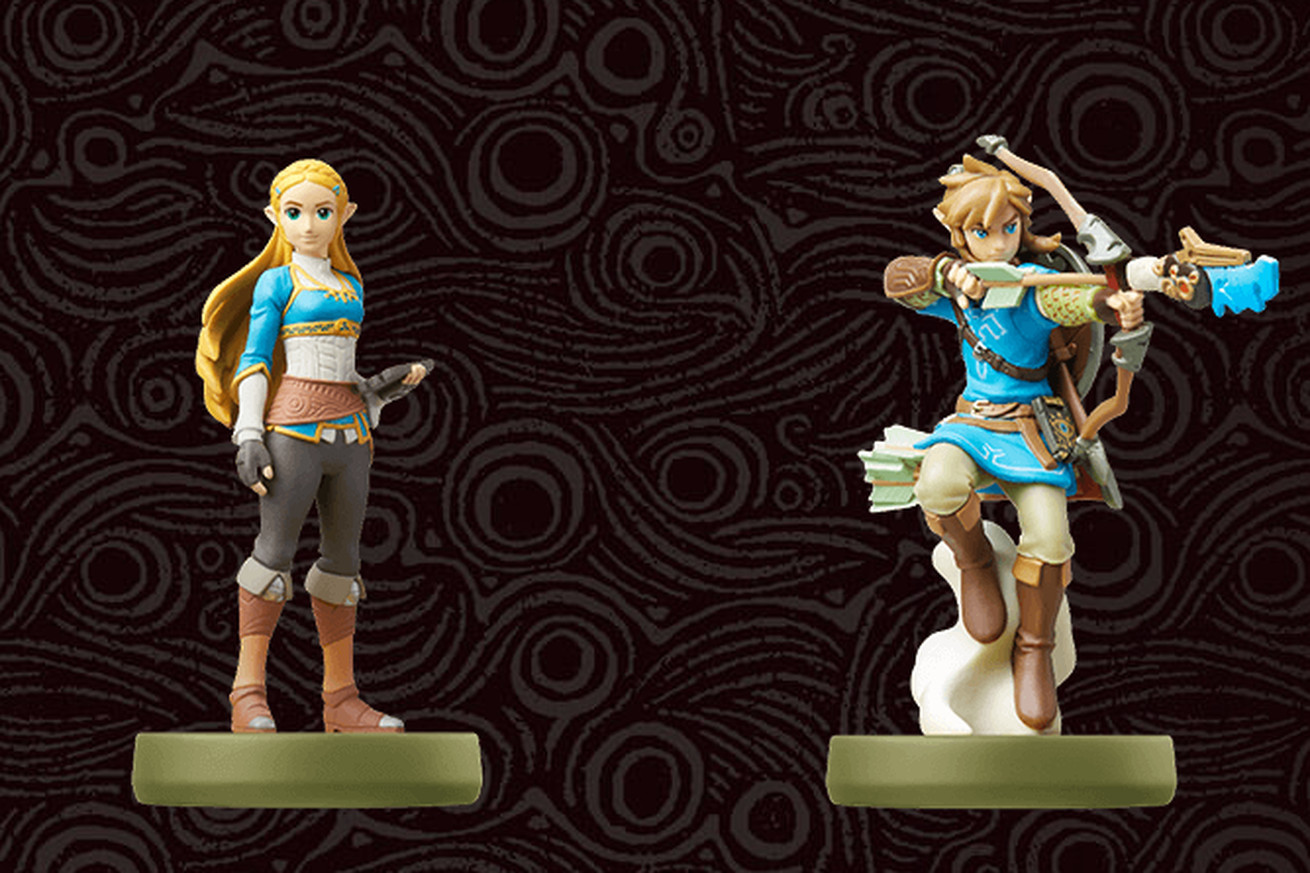 nintendo s zelda amiibo items are fun and helpful and will cost me a small fortune