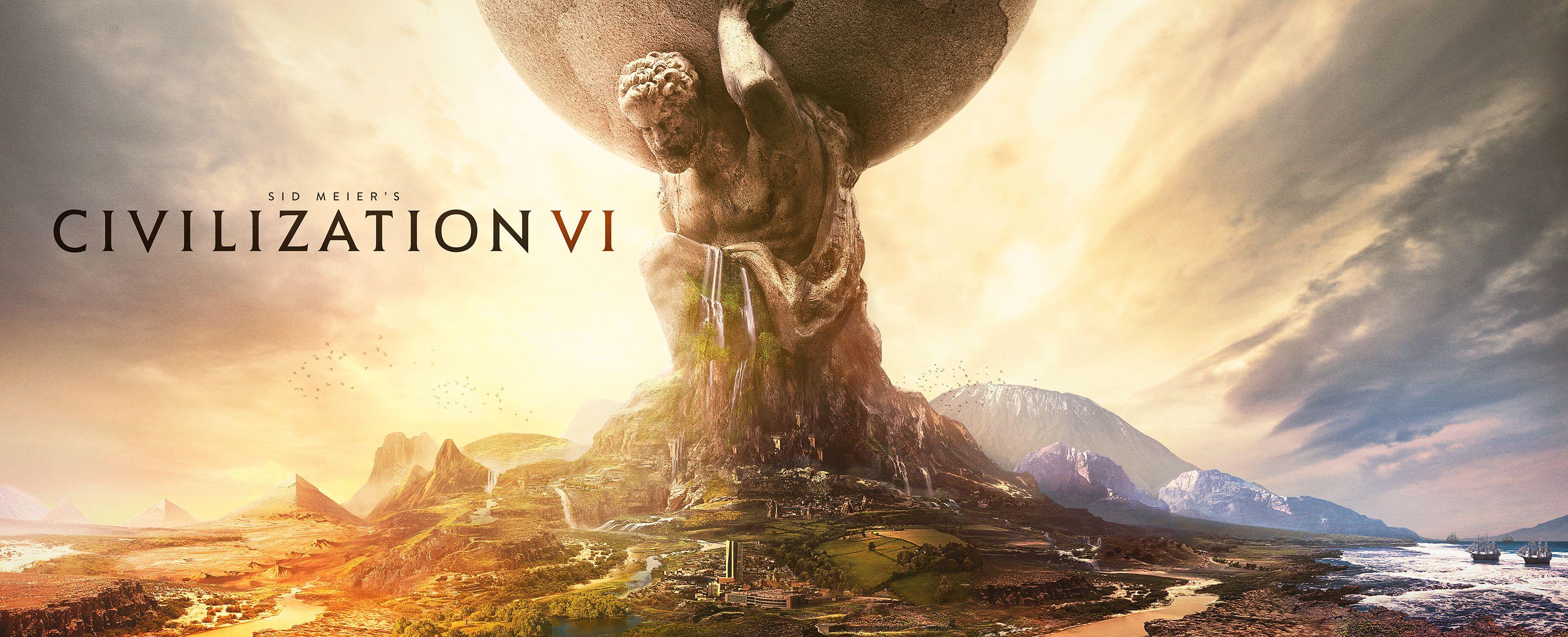 Civilization 6 release date