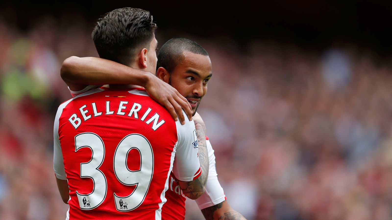 Hector Bellerin Reveals New Shirt Number For Upcoming