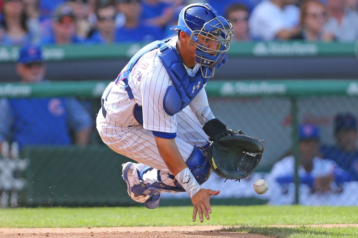 Contreras' slam powers Arrieta, Cubs to 12-8 win over Reds