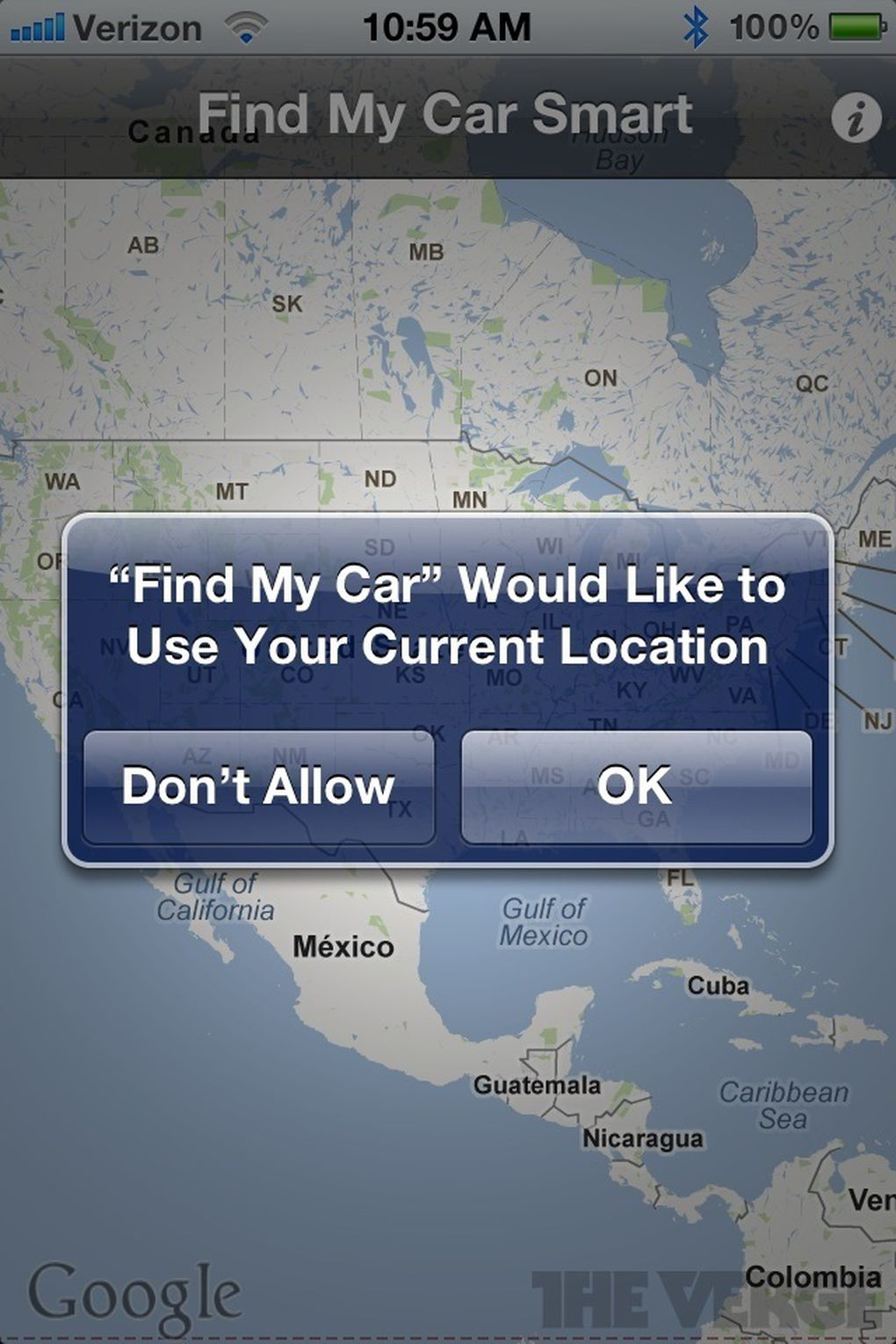 find my car app iphone find my car smarter app takes advantage of iphone 4s 16916