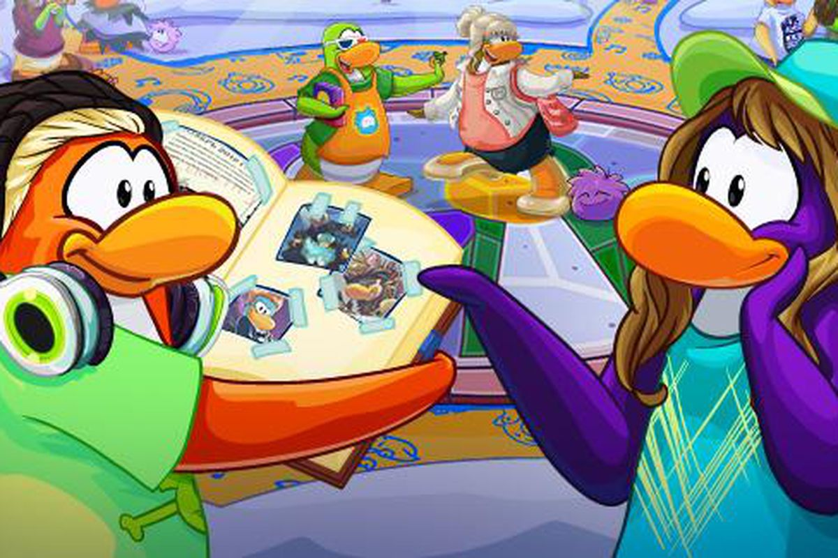 Club Penguin is Back With 'Club Penguin Island'