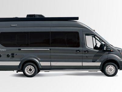 Winnebago bets on adventure with new van